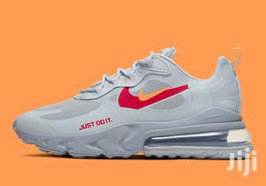 Nike Air Max 270 React Wolf Gray | Shoes for sale in Greater Accra, Accra Metropolitan
