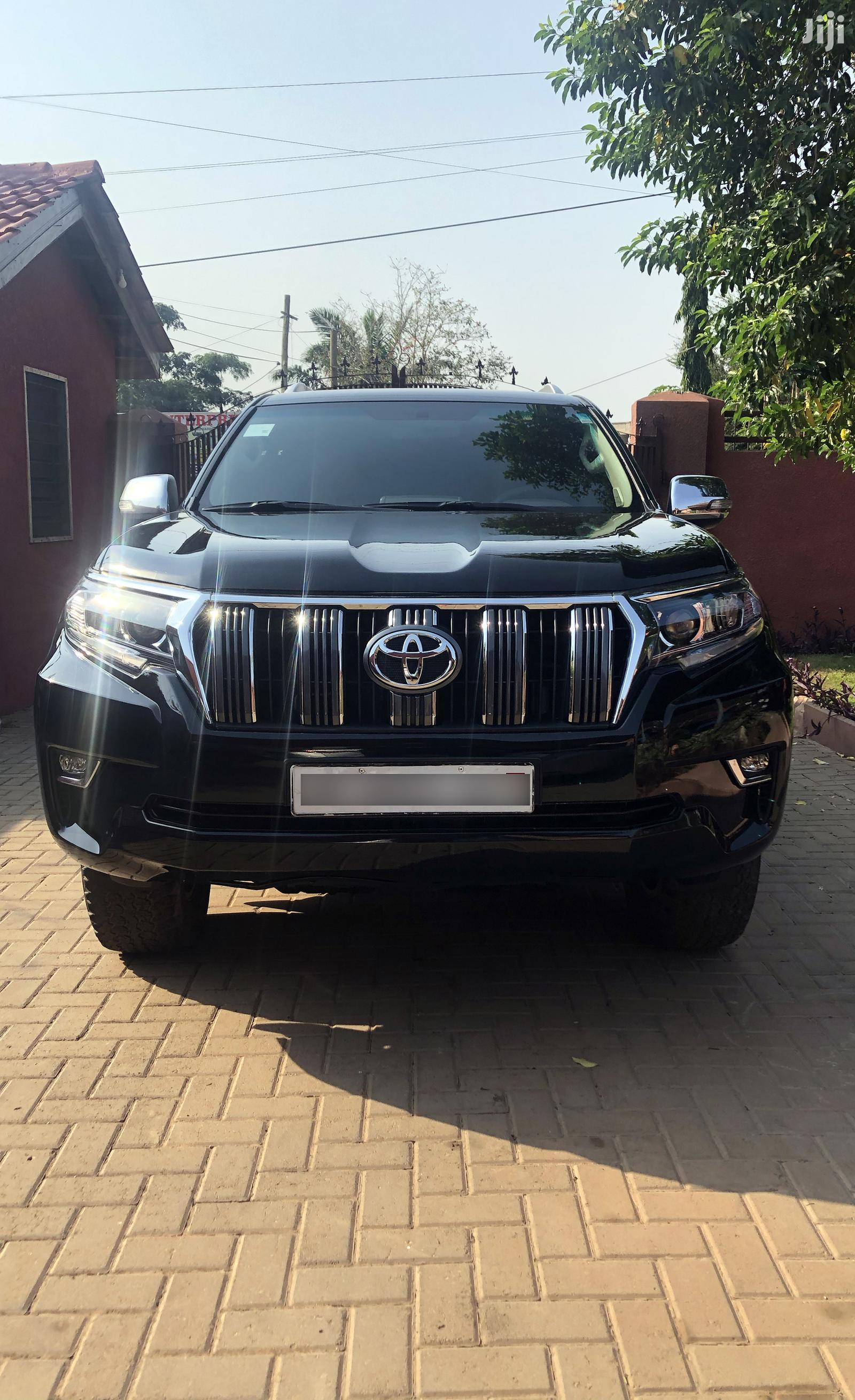 Toyota Land Cruiser Prado 2012 GXL Black | Cars for sale in East Legon, Greater Accra, Ghana