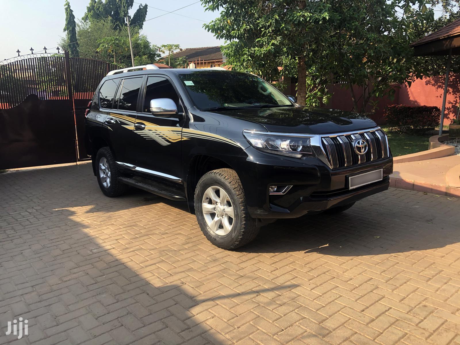 Toyota Land Cruiser Prado 2012 GXL Black