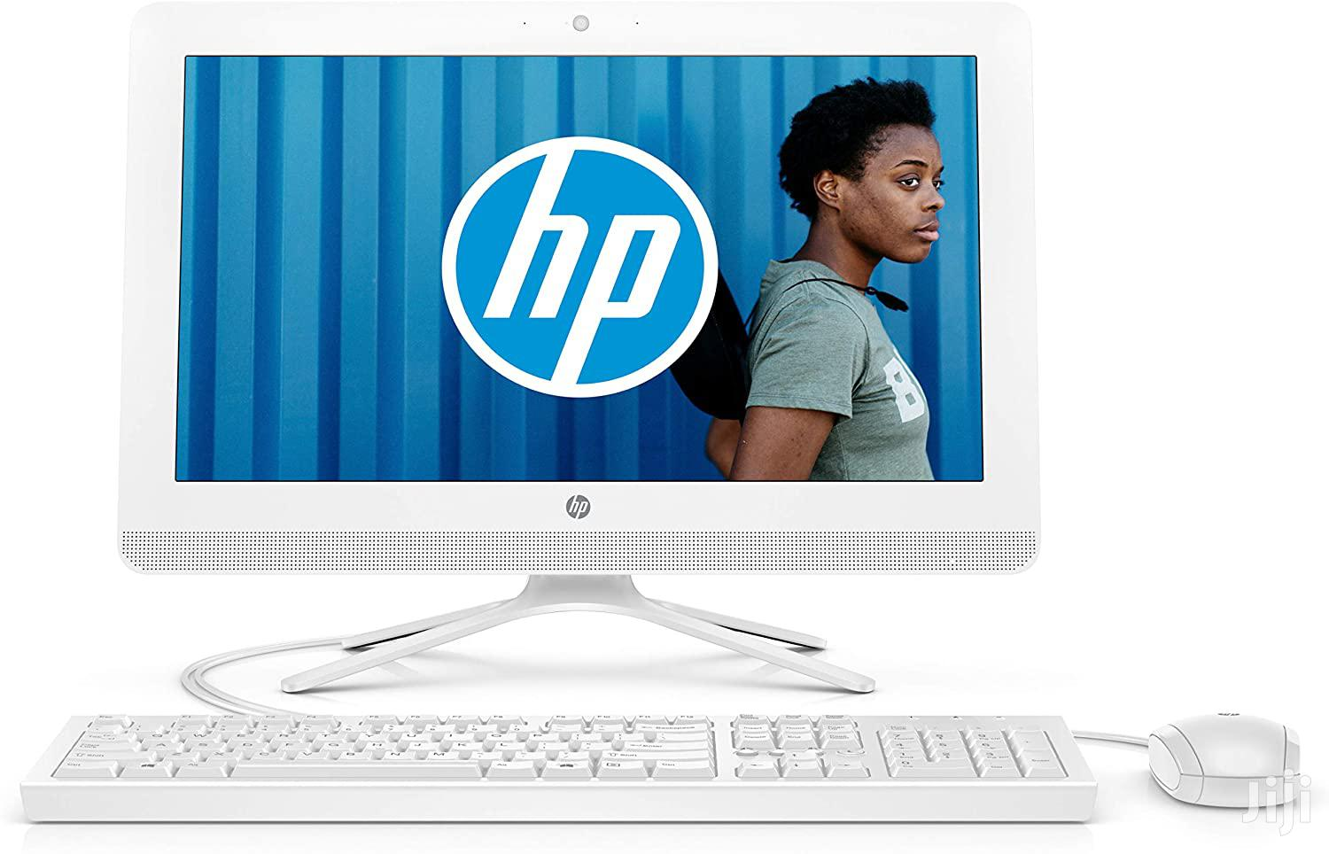 HP 27-Inch Desktop Computer | Computer Monitors for sale in East Legon, Greater Accra, Ghana