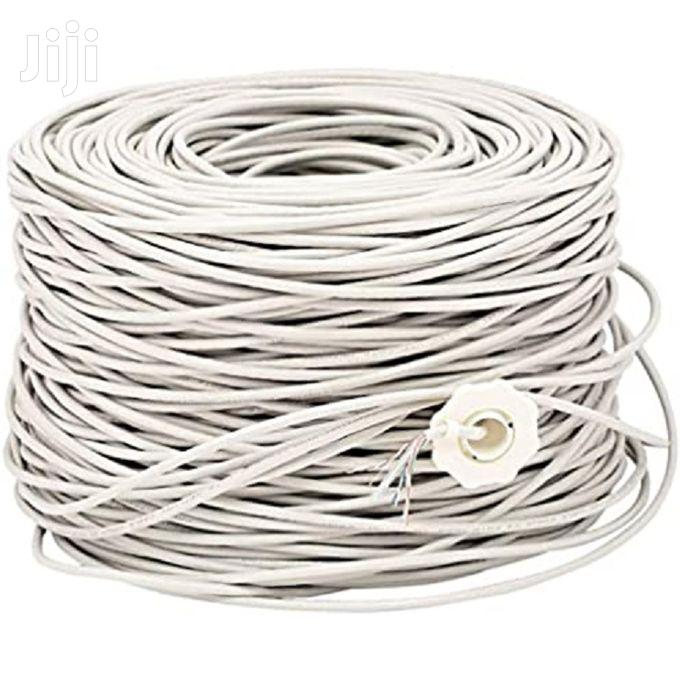 Cat 6 305m FTP Outdoor Premax PM-FC623 | Accessories & Supplies for Electronics for sale in East Legon, Greater Accra, Ghana