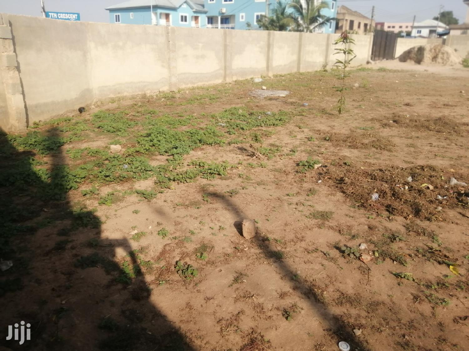 2 Plots of Land for Sale at Tantra Near the Main Road | Land & Plots For Sale for sale in Achimota, Greater Accra, Ghana