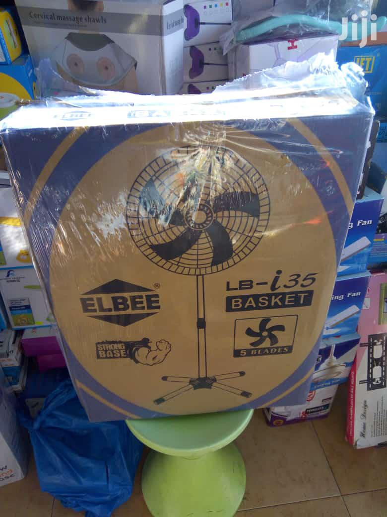 Archive: Elbee 16 Inches 5 Blades Standing Fan