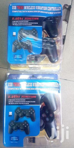 Laptop Double Wireless Controller | Video Game Consoles for sale in Greater Accra, Achimota