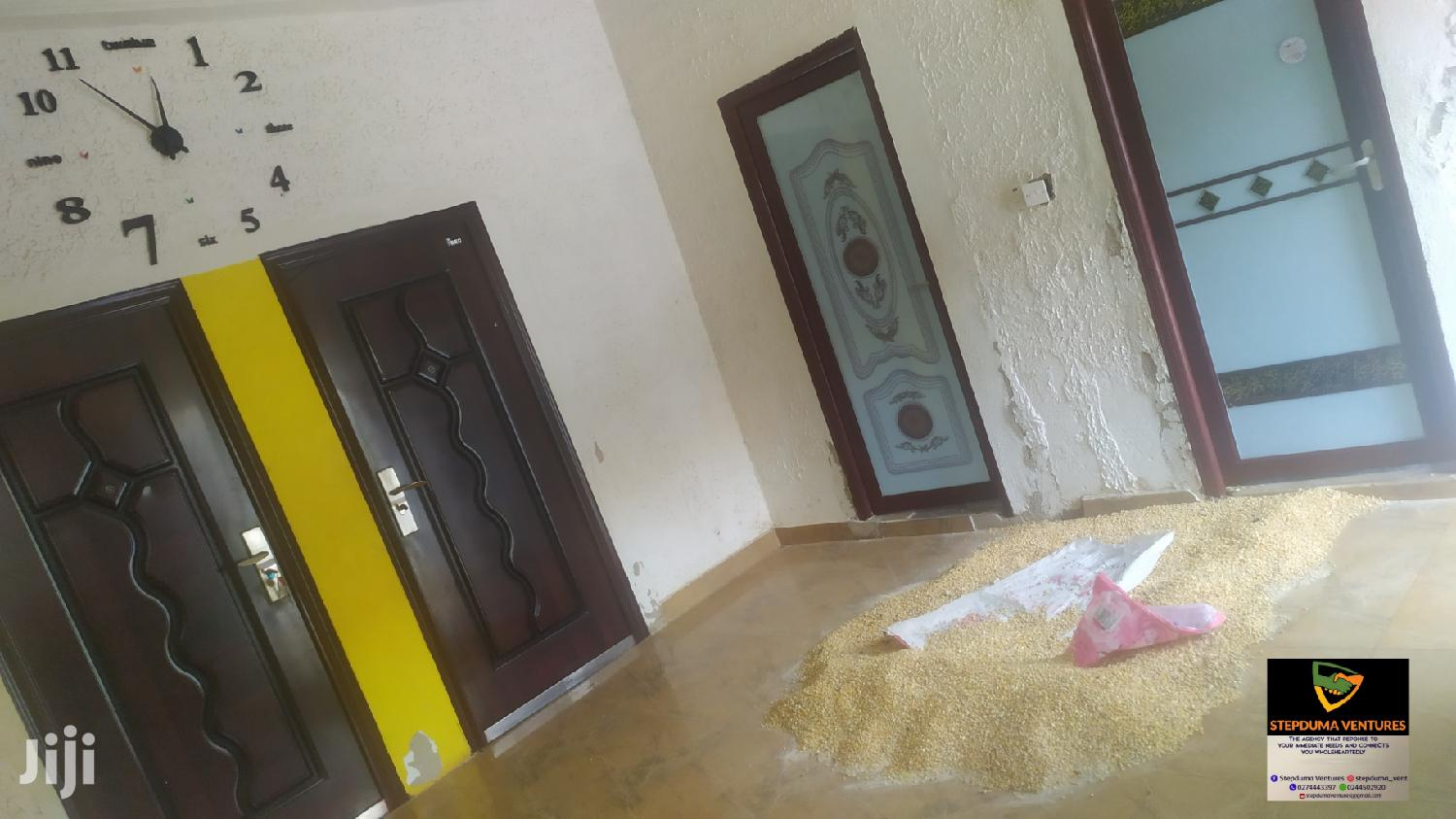 2 Bedrooms At Atasomanso Close To Andygrace Sch.