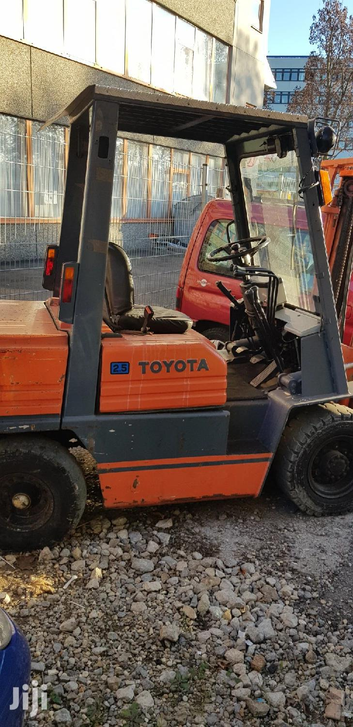 3 Tonne Toyota Forklift Powered By Landcruiser Diesel Engine | Heavy Equipment for sale in Achimota, Greater Accra, Ghana