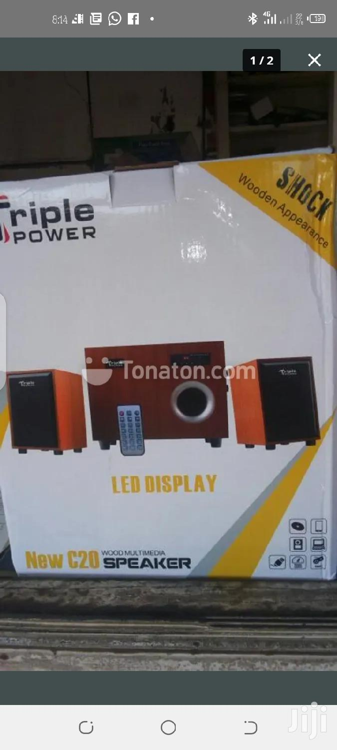 Triple Power C20 | Audio & Music Equipment for sale in Lartebiokorshie, Greater Accra, Ghana