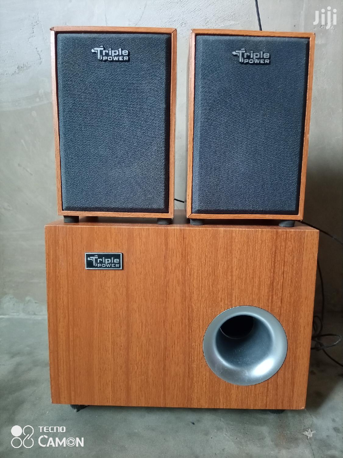 Triple Power C20