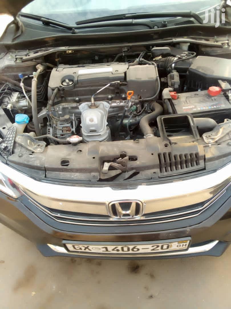 Honda Accord 2016 Brown | Cars for sale in Accra Metropolitan, Greater Accra, Ghana