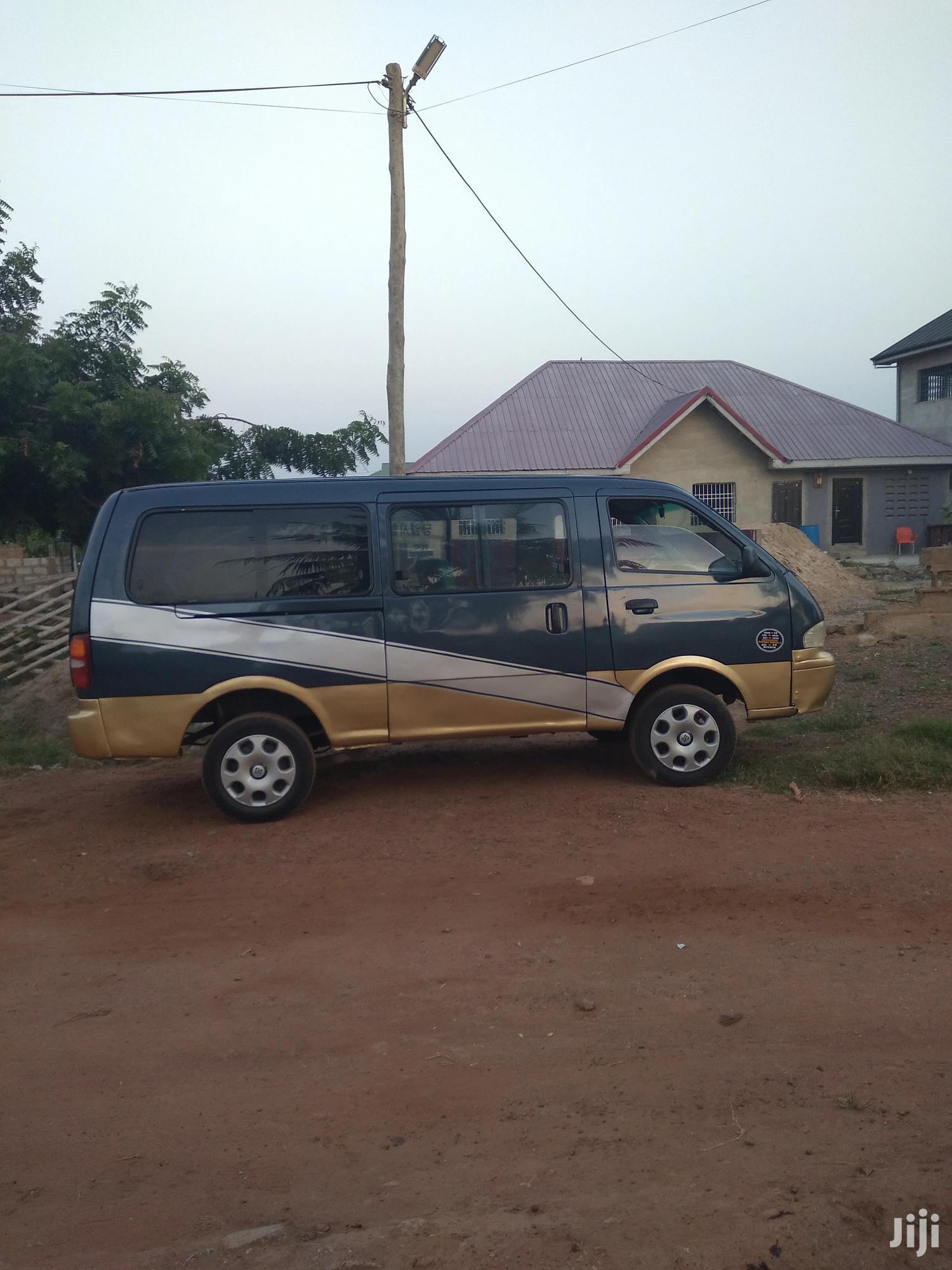 Fresh Kia Pregio 2006 Blue | Buses & Microbuses for sale in Adenta Municipal, Greater Accra, Ghana