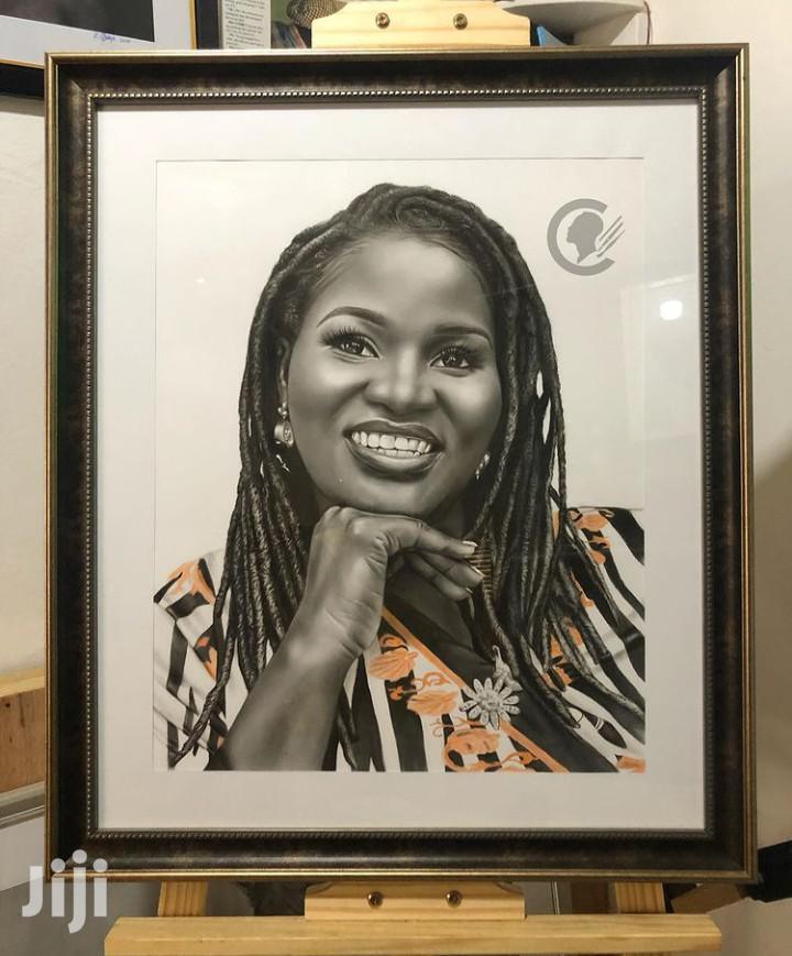 Pencil Portrait | Arts & Crafts for sale in Achimota, Greater Accra, Ghana
