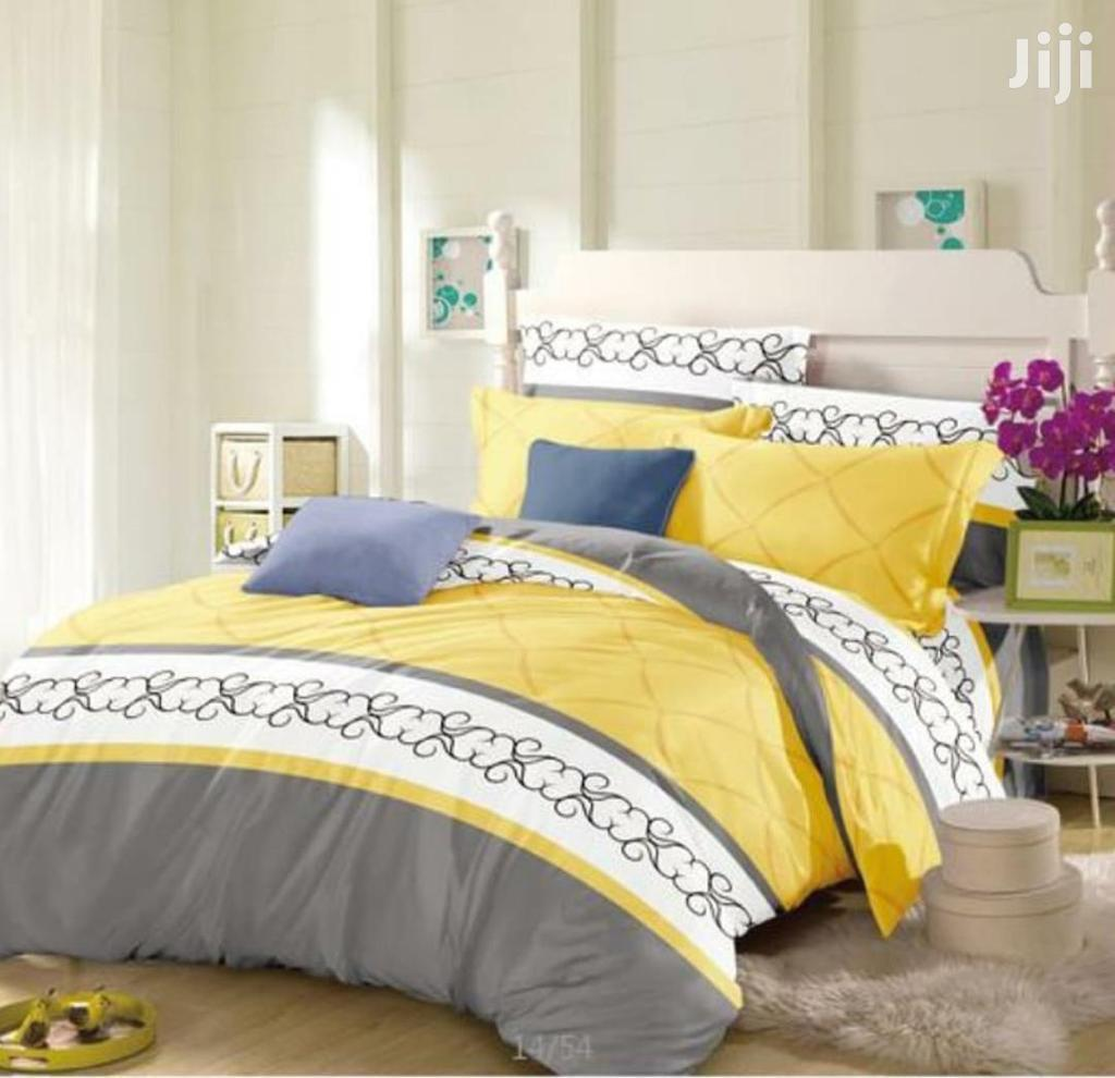 Archive: Quality Bedsheets and Duvet Set.