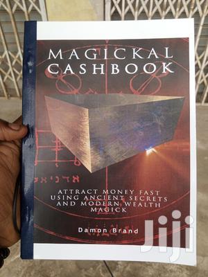 Magical Cash Book   Books & Games for sale in Ashanti, Kumasi Metropolitan