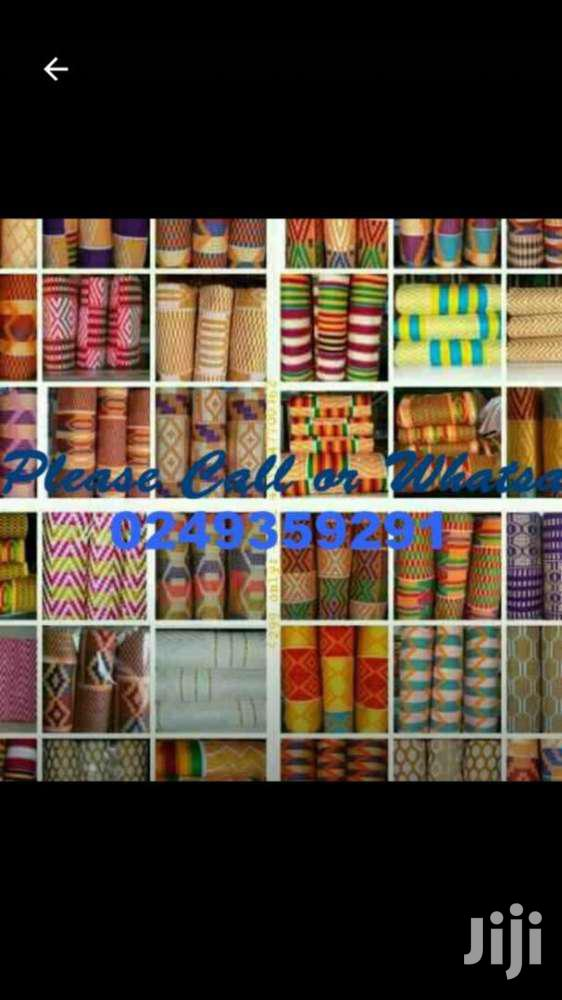 Collection Of Bonwire Kente