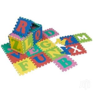 Puzzle Mat For Alphabets & Numbers   Toys for sale in Greater Accra, East Legon
