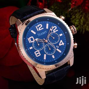 Stauer Cobalt Classic Chronograph Watch   Watches for sale in Greater Accra, Abelemkpe