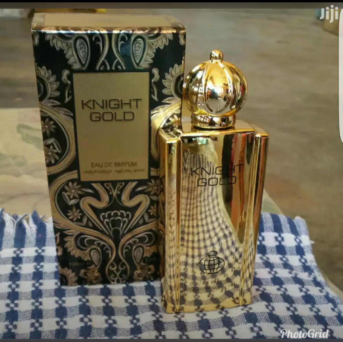 Knight Gold Perfume | Fragrance for sale in Accra Metropolitan, Greater Accra, Ghana