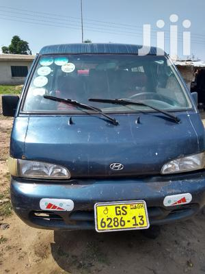 Hyundai H1 2009 2.4 GLS Blue | Buses & Microbuses for sale in Eastern Region, West Akim Municipal