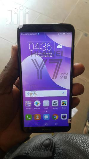 Huawei Y7 Prime 32 GB Black | Mobile Phones for sale in Greater Accra, Adabraka