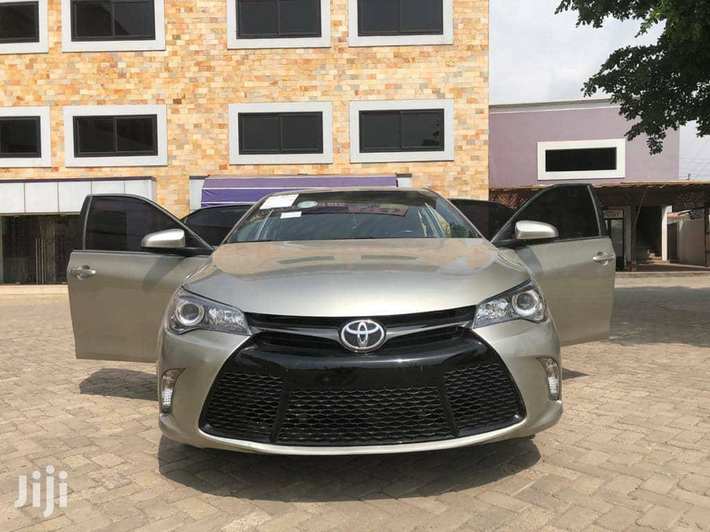 Toyota Corolla 2016 Gold | Cars for sale in Ga South Municipal, Greater Accra, Ghana
