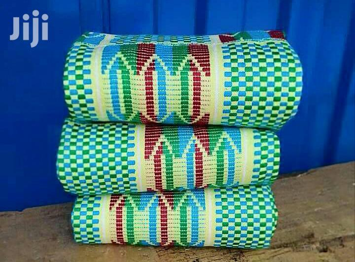 Kente Cloth Nana 3ba Kente