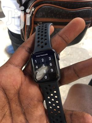 Apple Watch Series 5 Nike Edition GPS+CELLULAR Slightly Used | Smart Watches & Trackers for sale in Ashanti, Kumasi Metropolitan