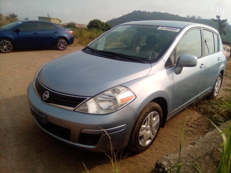 Archive Nissan Versa 2009 Hatchback 1 8 S In Accra Metropolitan Cars Nana Kesse Jiji Com Gh