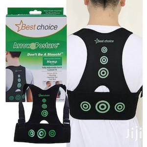 Adjustable Posture Corrector Back Support - Nylon Elastic   Sports Equipment for sale in Greater Accra, East Legon