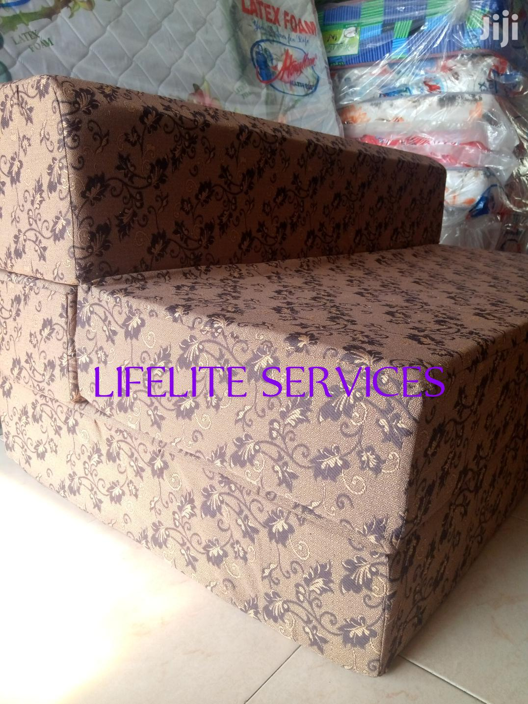 Sofa Bed (Bed and Sofa in 1)