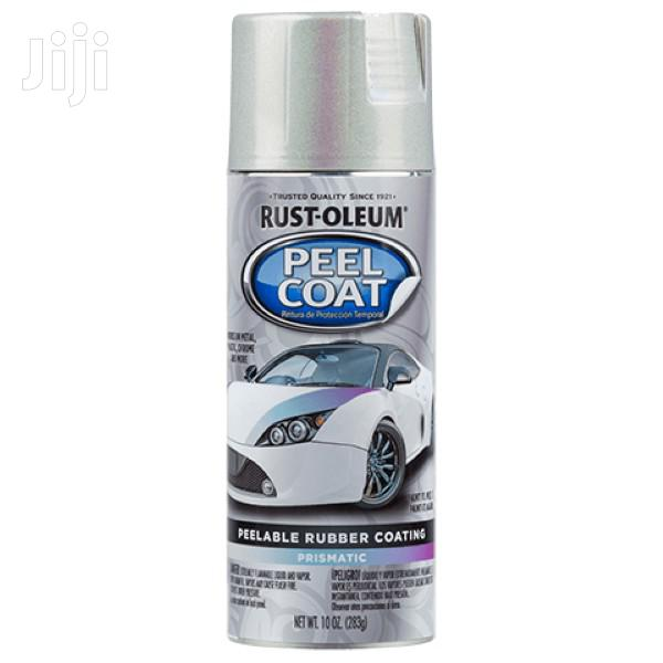Peel Coat Spray Paint | Vehicle Parts & Accessories for sale in North Kaneshie, Greater Accra, Ghana