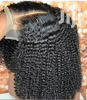 Water Curls 16 Inches Length With Closure | Hair Beauty for sale in Greater Accra, Osu