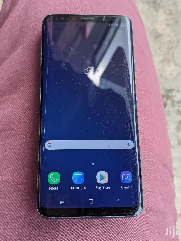 Samsung Galaxy S9 Plus 128 GB Blue