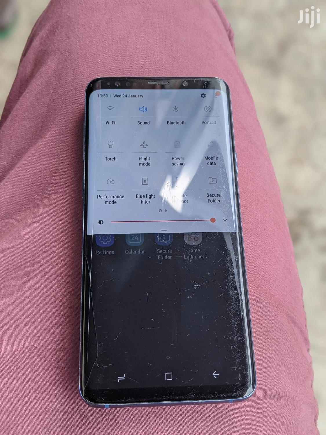Samsung Galaxy S9 Plus 128 GB Blue   Mobile Phones for sale in Accra Metropolitan, Greater Accra, Ghana
