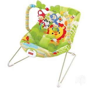Baby Bouncer / Rocker – Green/Blue   Children's Gear & Safety for sale in Greater Accra, East Legon
