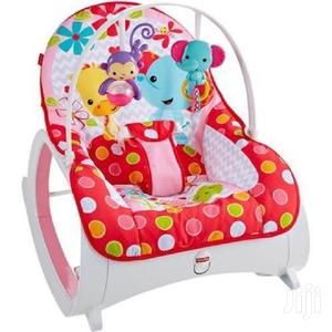 Convertible Toddler Rocker – Pink/White   Children's Gear & Safety for sale in Greater Accra, East Legon