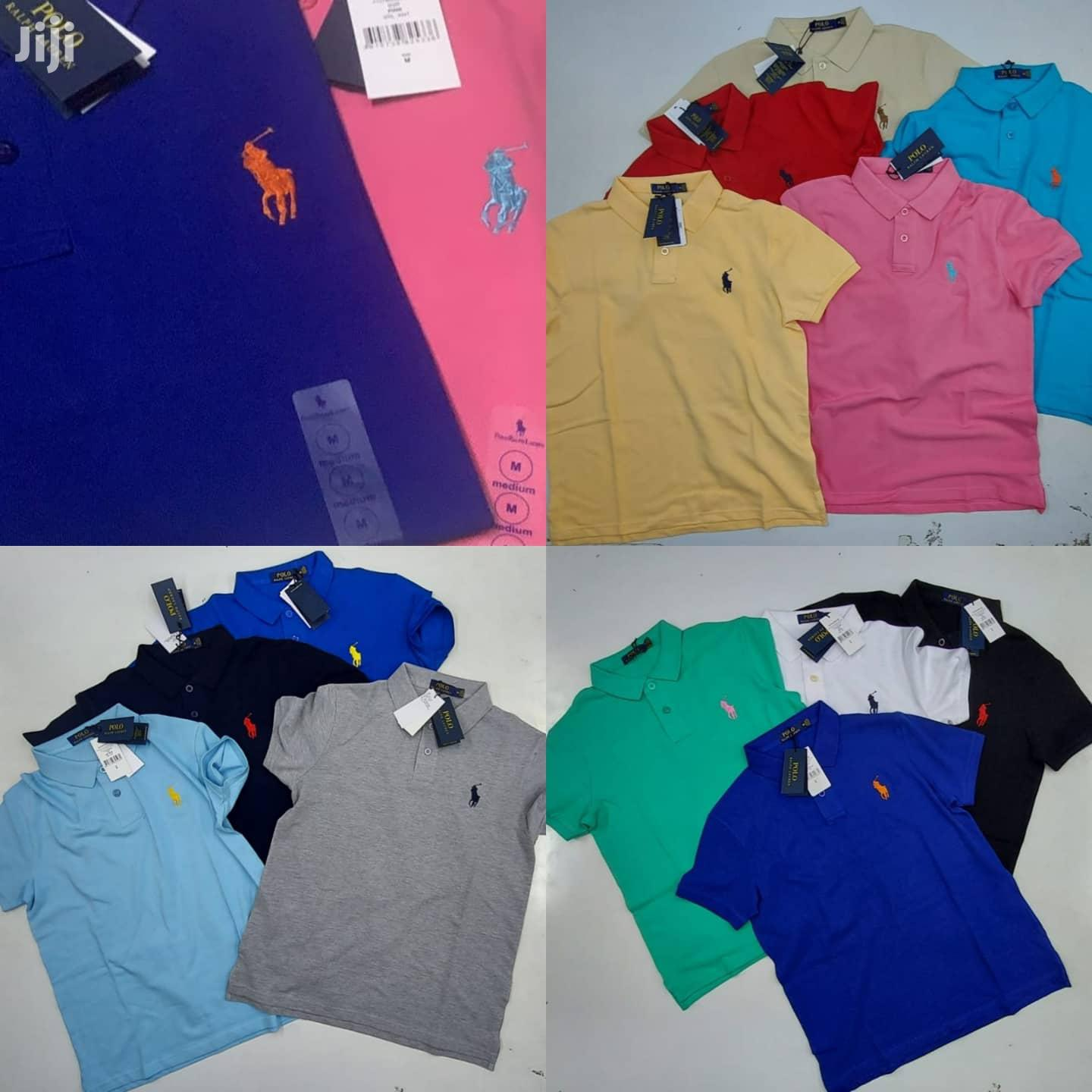 Archive: Polo Shirt ,Wholesale in Accra Metropolitan - Clothing ...