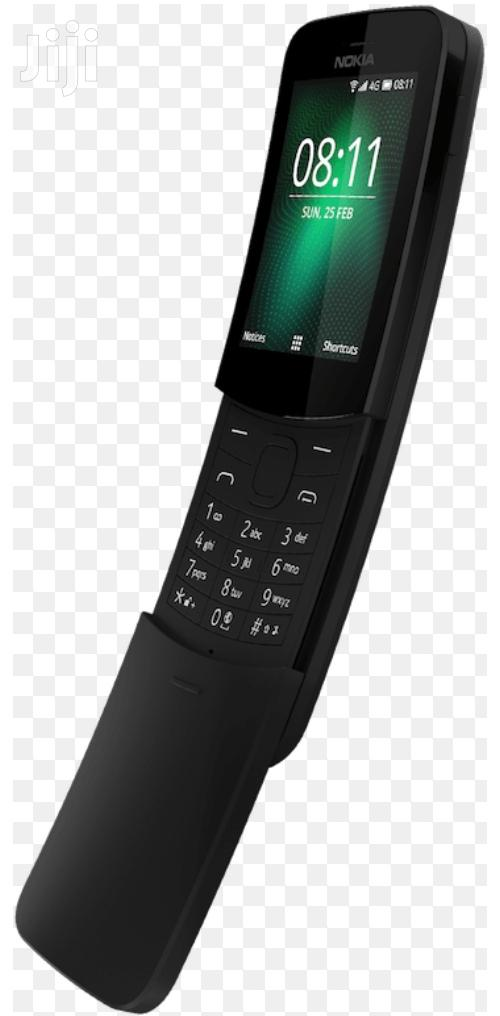Archive: New Nokia 8110 512 MB Black