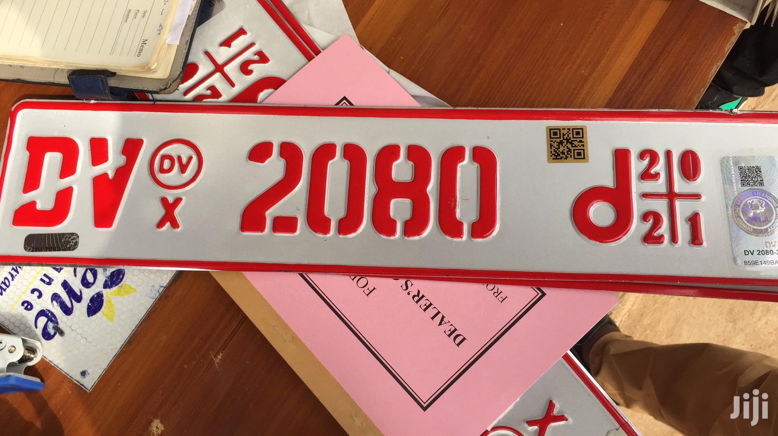 Archive: 2021 Original Dv Plates