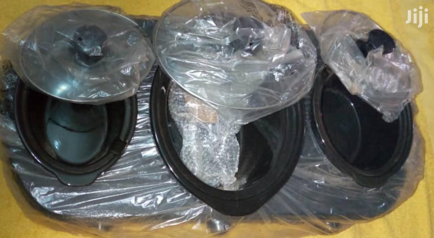Three Set of Slow Cooker | Kitchen & Dining for sale in Adenta Municipal, Greater Accra, Ghana