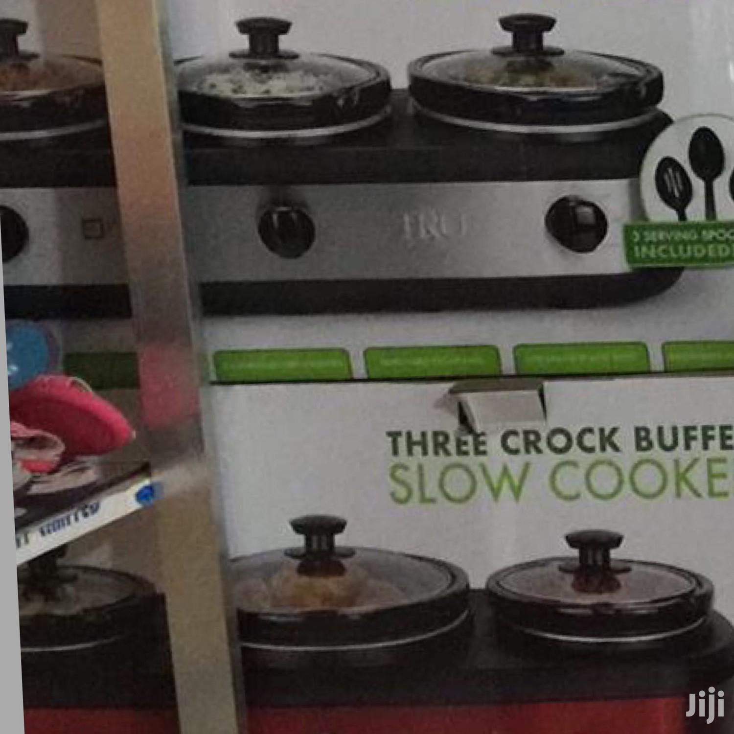 Three Set of Slow Cooker