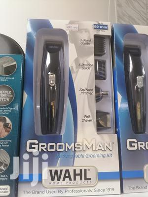 Wahl Groomsman Rechargeable Grooming Kit | Tools & Accessories for sale in Teshie, New Town