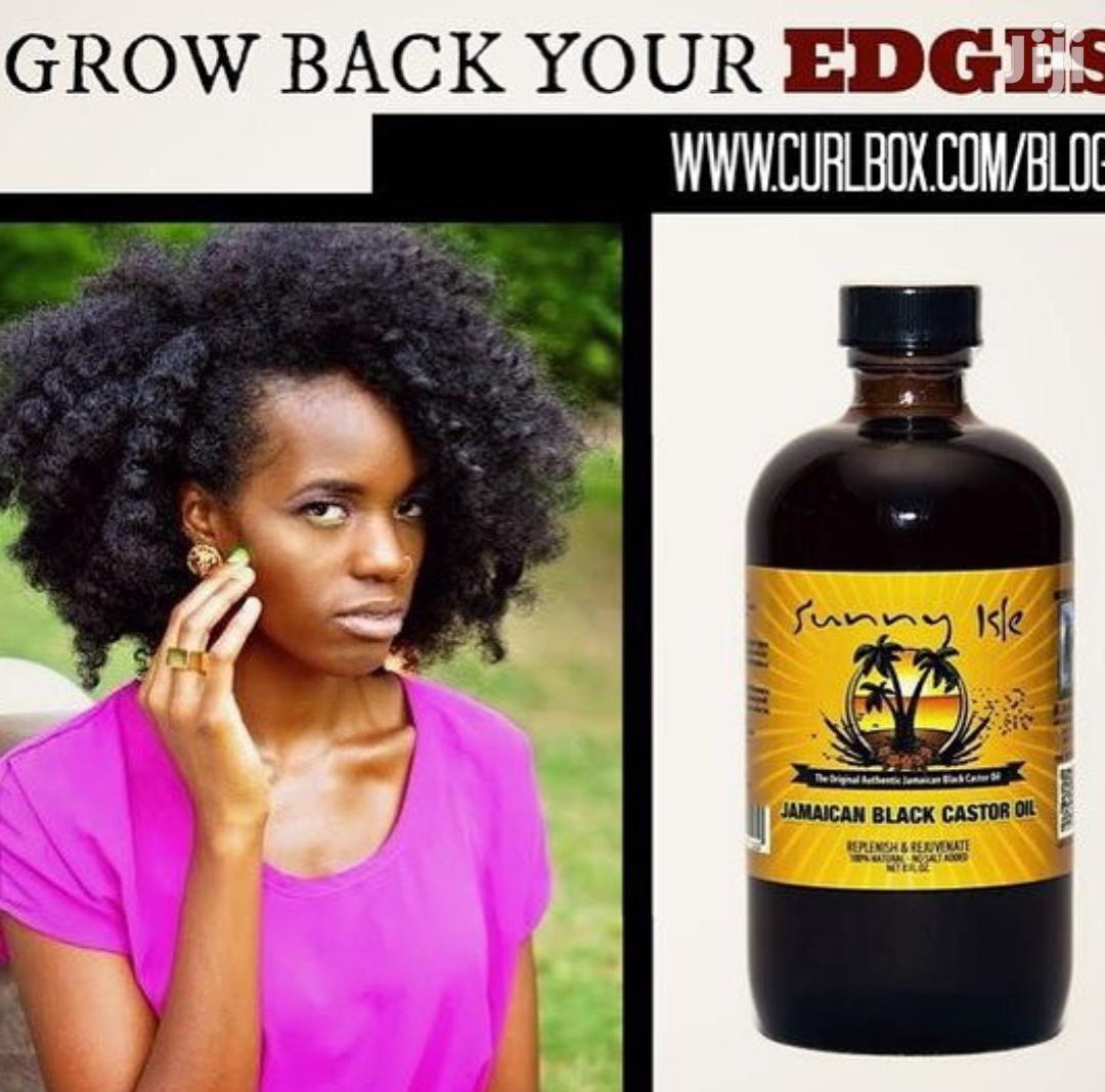 Original Jamaican Black Castor Oil   Hair Beauty for sale in Adenta Municipal, Greater Accra, Ghana