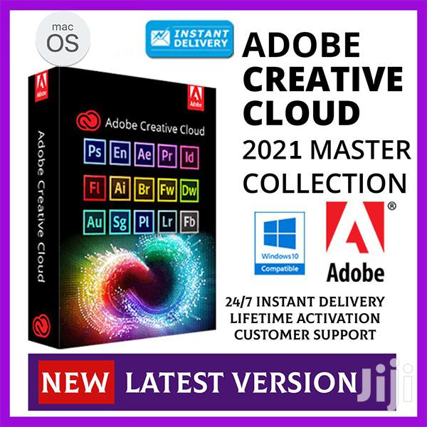 Adobe Master Creative Collection 2021 | Creativity One Pack