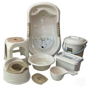 Baby Bath Set With Chair   Baby & Child Care for sale in Greater Accra, Accra Metropolitan