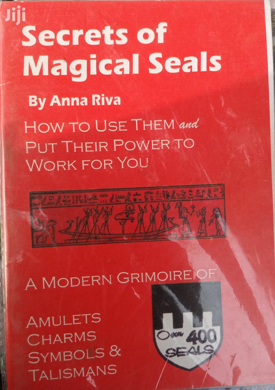 Secrets of Magical Seals