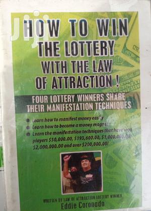 How to Win the Lottery With the Law of Attraction!   Books & Games for sale in Greater Accra, Airport Residential Area