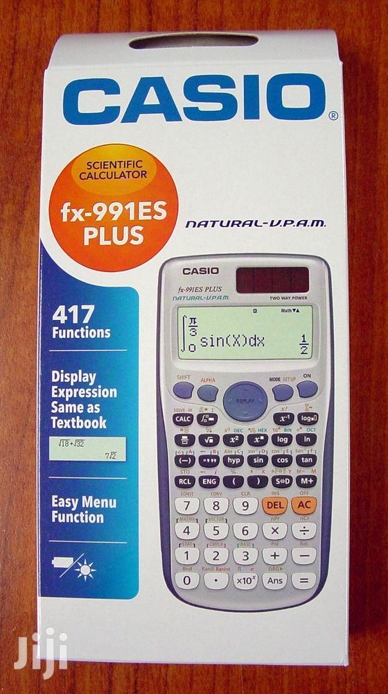 Casio Fx-991es PLUS Scientific Calculator Version E