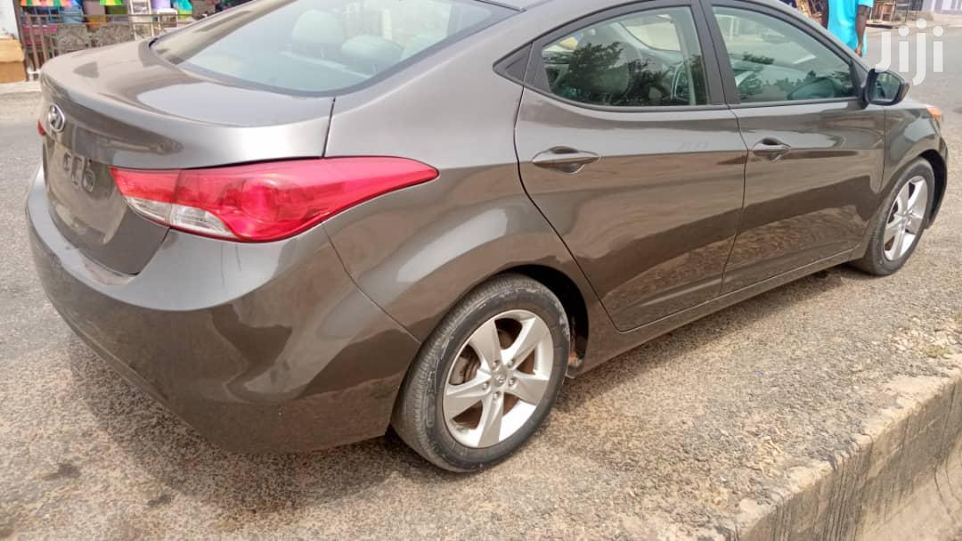 Hyundai Elantra 2013 Gray in Achimota - Cars, Nanaone Gh ...