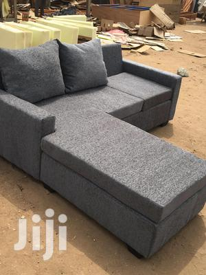 Quality Made L Shaped Sofa Chair(Different Colors) | Furniture for sale in Greater Accra, Adabraka