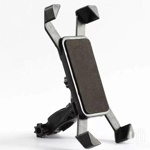 Motorcycle Phone Holder With 2 USB Charging Ports   Accessories for Mobile Phones & Tablets for sale in Greater Accra, East Legon